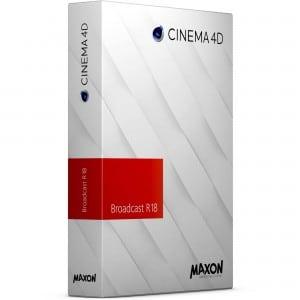 Bộ công cụ Cinema 4D Broadcast R18