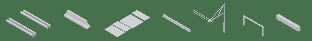 Công cụ Parametric Modeling