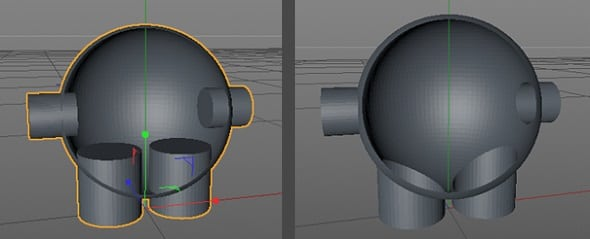 Hướng dẫn in 3D từ Cinema 4D