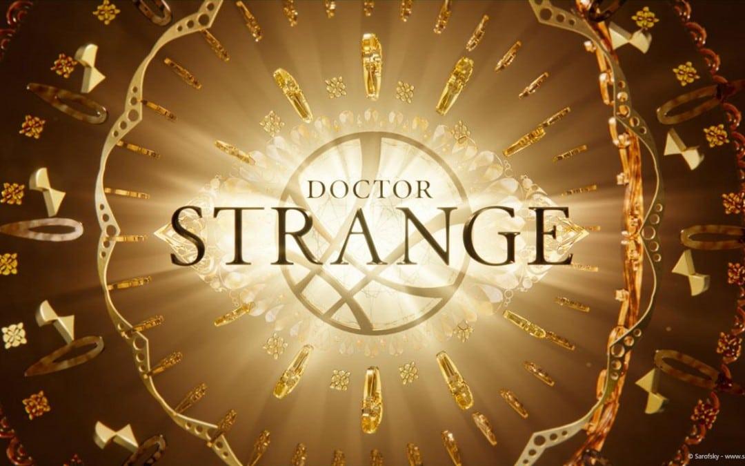 Ứng dụng 3D Animation và VFX Workflow trong Doctor Strange của Cinema 4D