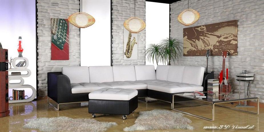 thiết kế đồ nội thất với Cinema 4D