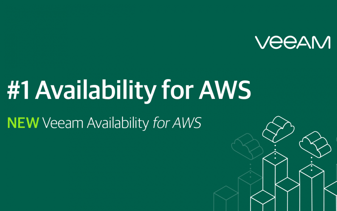 NEW Veeam Availability cho AWS