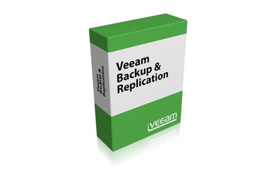 NEW Veeam Backup & Replication 9.5
