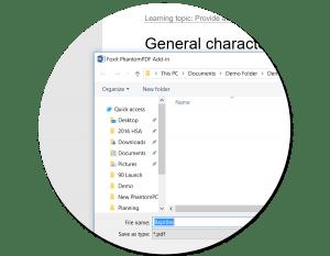 Trình biên soạn PDF - Xây dựng tài liệu thông minh