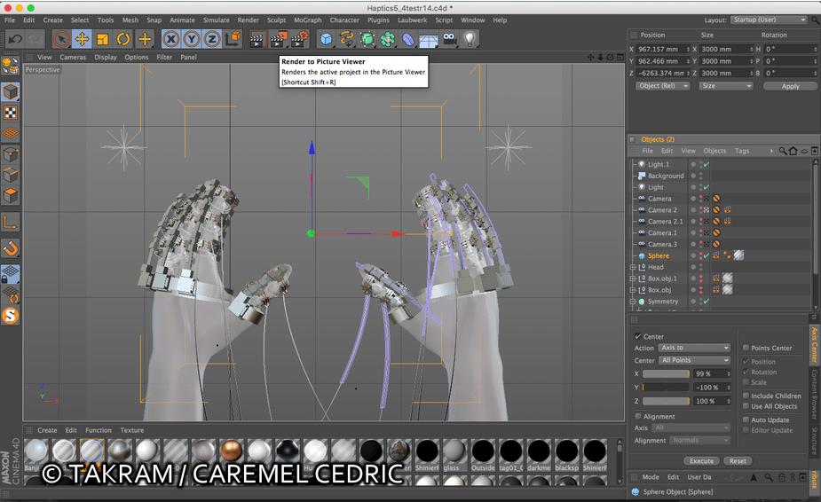 dự án VR - Data Real