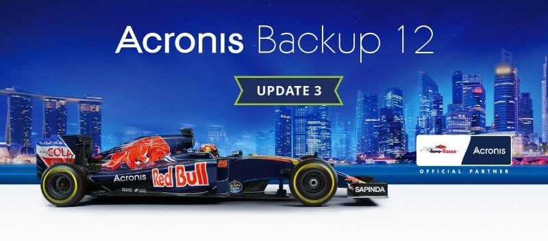 Acronis bổ sung sao lưu Microsoft Office 365 lên Acronis Backup 12