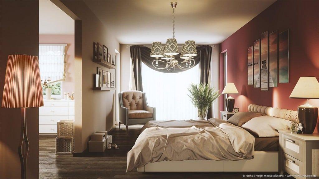 Fuchs & Vogel sử dụng Cinema 4D thiết kế nhà và bất động sản