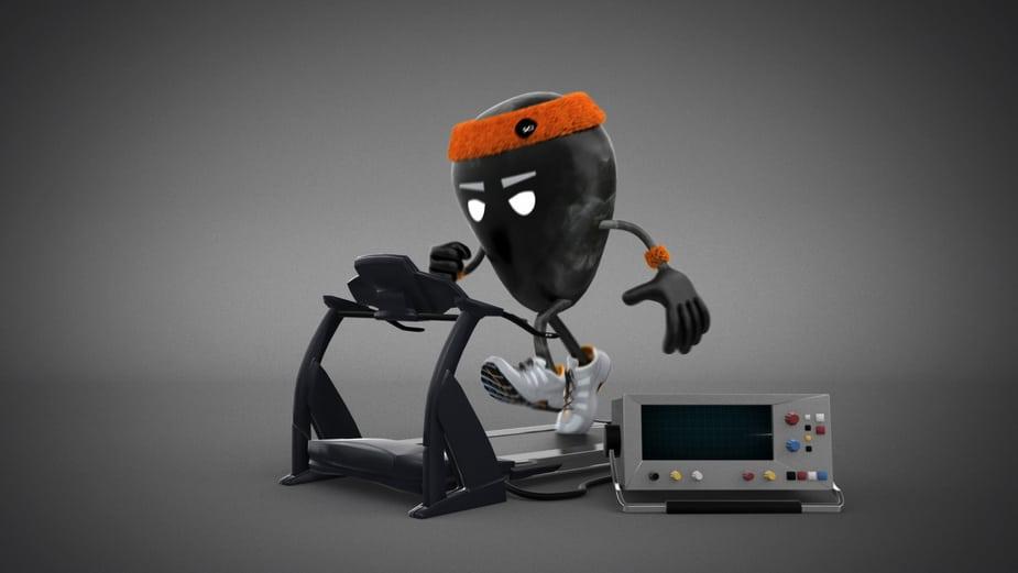 Cinema 4D thiết kế hình ảnh chuyển động cho Discovery Science