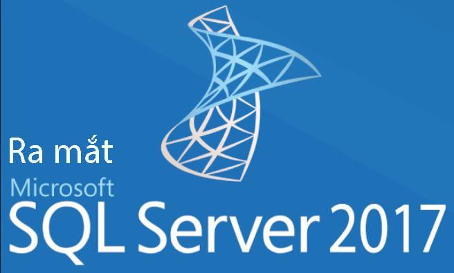 Microsoft chính thức cung cấp phiên bản SQL Server 2017