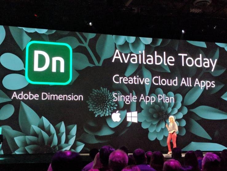 Adobe cho ra mắt Dimension CC
