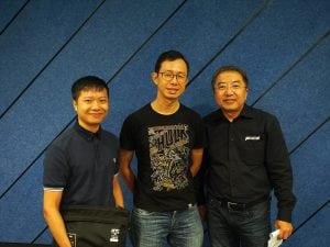 Hội thảo 3D Motion Graphics & VFX tại Singapore