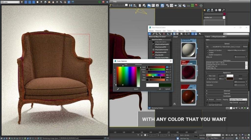 V-Ray 3 6 for SketchUp được phát hành với nhiều cải tiến ấn