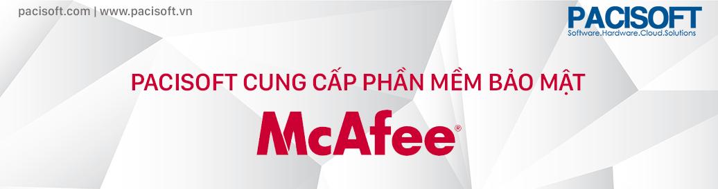đối tác ủy quyền McAfee