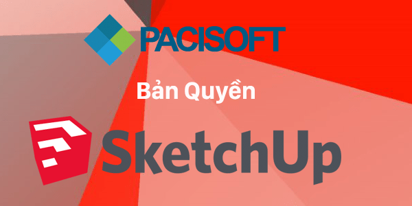 Mua Sketchup bản quyền