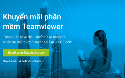 Khuyến mãi Teamviewer bản quyền