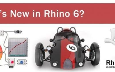 Có gì mới trong Rhino 6 ?