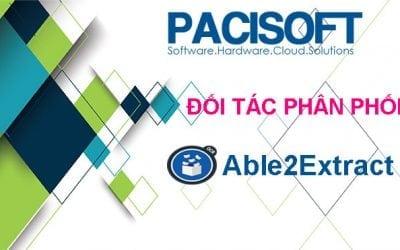 Pacisoft phân phối able2extract bản quyền tại Việt Nam