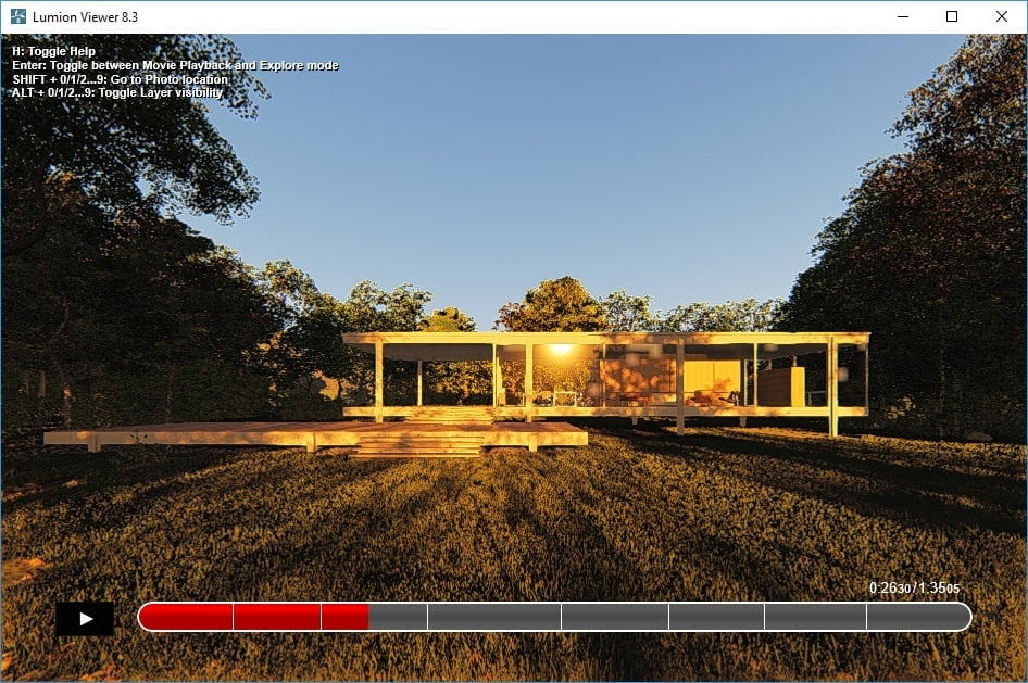 Lumion Viewer 8.3 chính thức phát hành