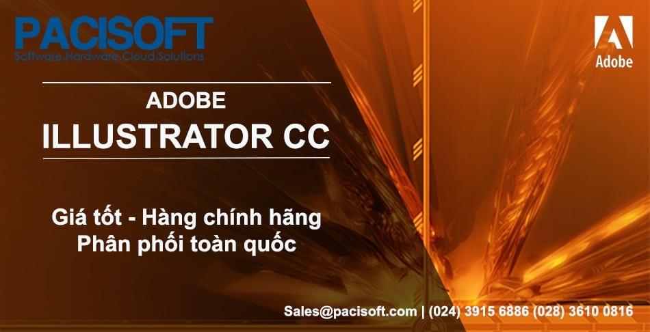 Illustrator CC Software Sales