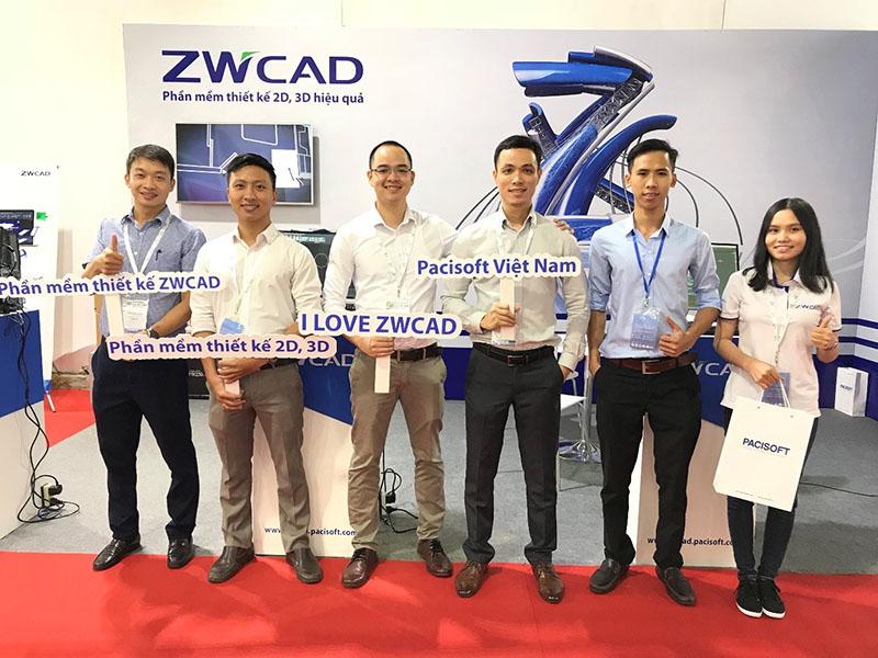 MTA VIETNAM 2018 với sự góp mặt của phần mềm thiết kế ZWCAD