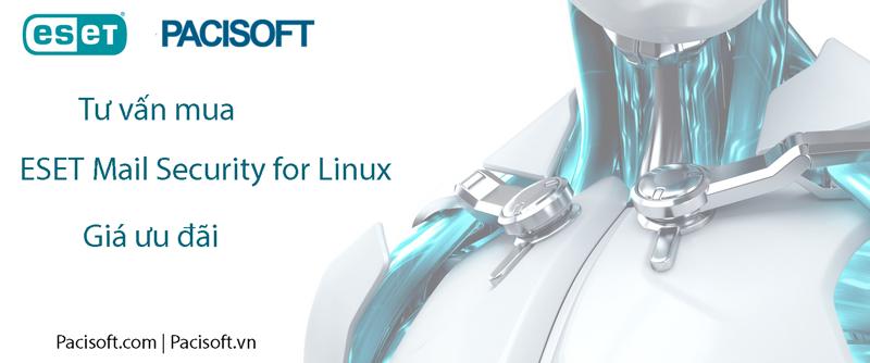 Tư vấn mua ESET Mail Security for Linux bản quyền