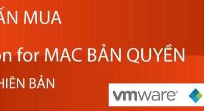 Tư vấn mua Fusion for MAC bản quyền