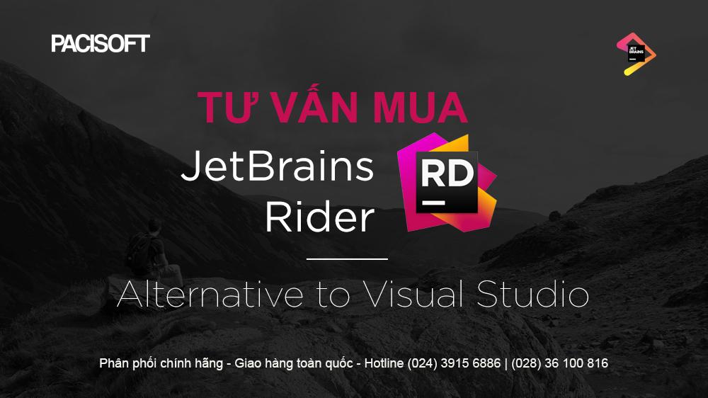 Tư vấn mua phần mềm Rider bản quyền
