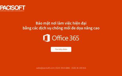 Bảo mật nơi làm việc hiện đại với các dịch vụ chống mối đe dọa nâng cao trong Office 365