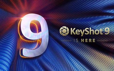 Phiên bản KeyShot 9 chính thức được phát hành