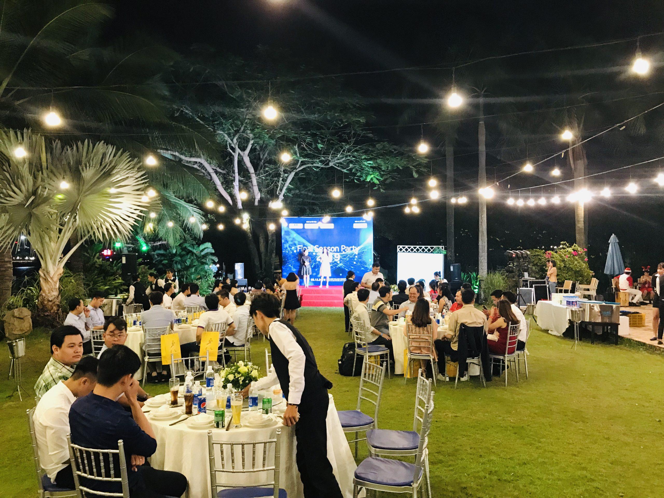 Final Seasons Party 2019