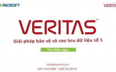 Veritas Backup – Giải pháp bảo vệ và sao lưu dữ liệu số 1