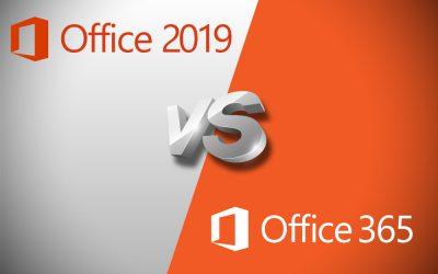 So sánh Office 2019 Perpetual và Office 365 cho doanh nghiệp SMB