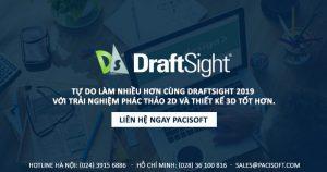 DraftSight - phần mềm thiết kế giúp tối ưu chi phí