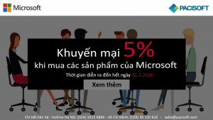 khuyến mại Microsoft