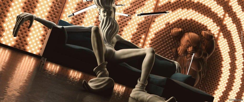 Tính năng Sculpting của Cinema 4D