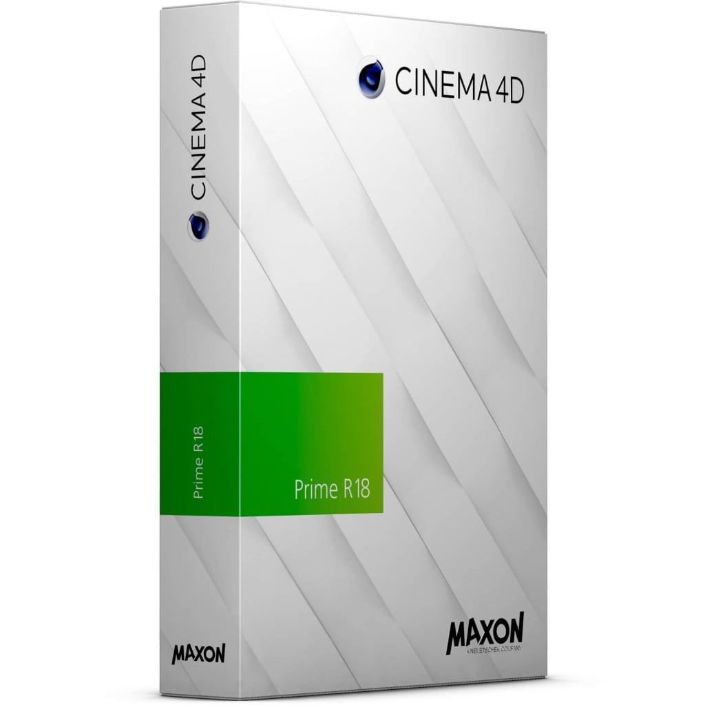 công cụ Cinema 4D Prime R18