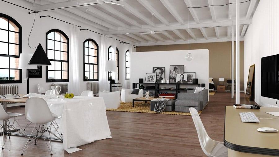 Cinema 4D dành cho ngành kiến trúc