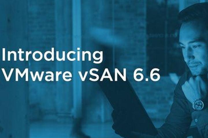 VMware tăng tốc sự phát hành của vSAN hàng đầu thế giới