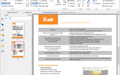 Bảo vệ file PDF đúng cách với ConnectedPDF
