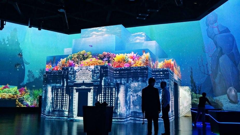 đồng bộ hóa Mapping 3D từ Cinema 4D