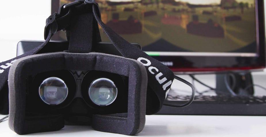 Cinema 4D thiết kế Content 3D cho Oculus Rift