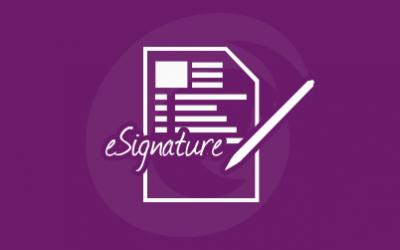 eSignature trong Foxit mang lại điều gì cho bạn ?