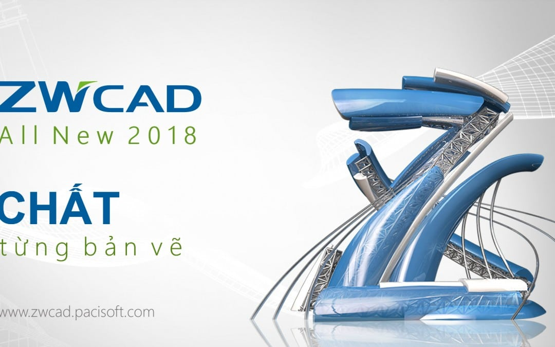 Promotion of ZWCAD 2018 with CAD Pockets
