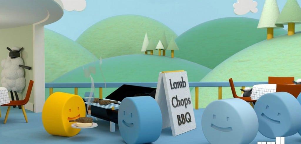 Tạo hình Animation với Cinema 4D
