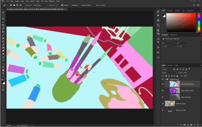Adobe ra mắt Dimension CC