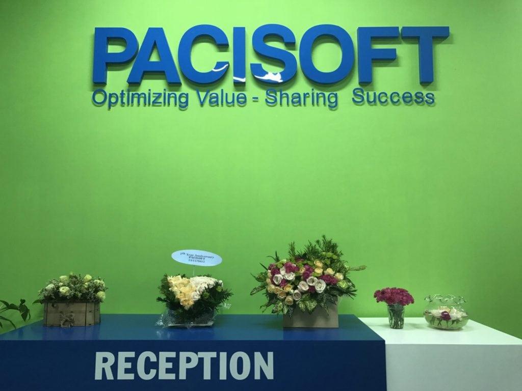 pacisoft 7 năm kỉ niệm