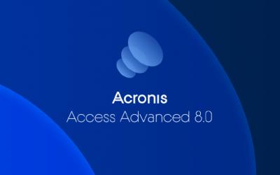 Acronis Access Advanced 8.0