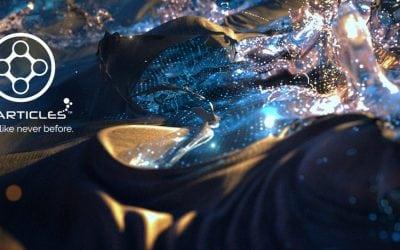 Phiên bản X-Particles 4 đã được phát hành