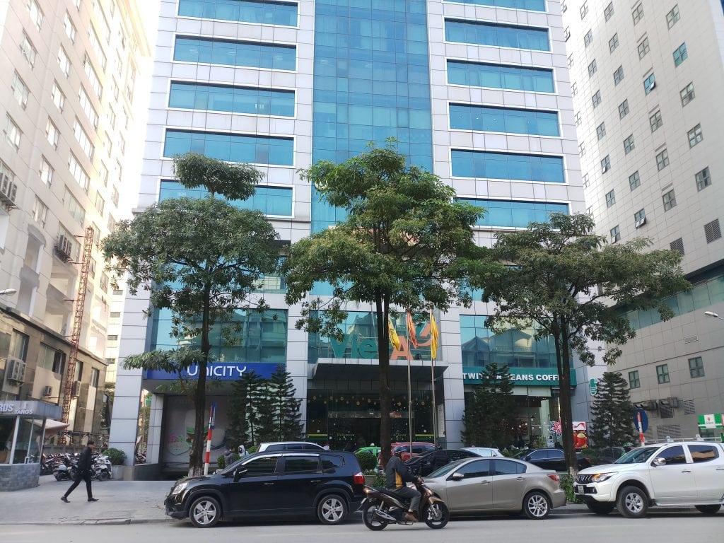 Văn phòng Hà Nội: Tầng 11, tòa nhà Việt Á Tower, 9 Duy Tân, quận Cầu Giấy, TP. Hà Nội.