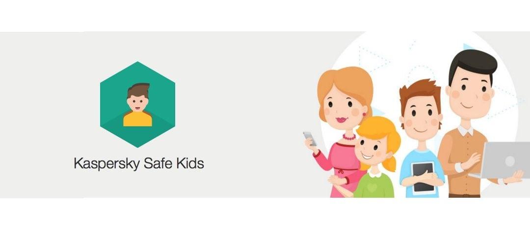 Thế hệ mới của Kaspersky Safe Kids